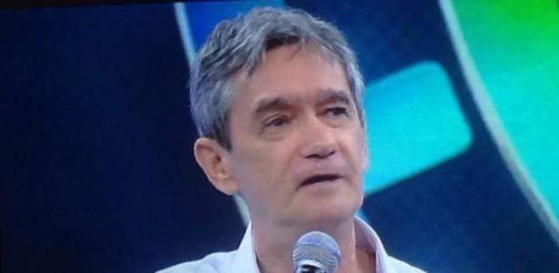 Serginho Groisman. Foto/Reprodução
