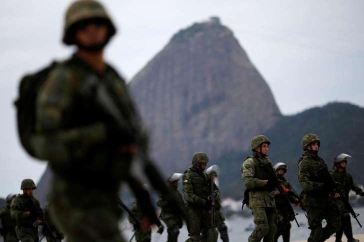 O temor nunca foi tão grande às vésperas de uma Olimpíada. A violência  urbana brasileira 77053250d6afc