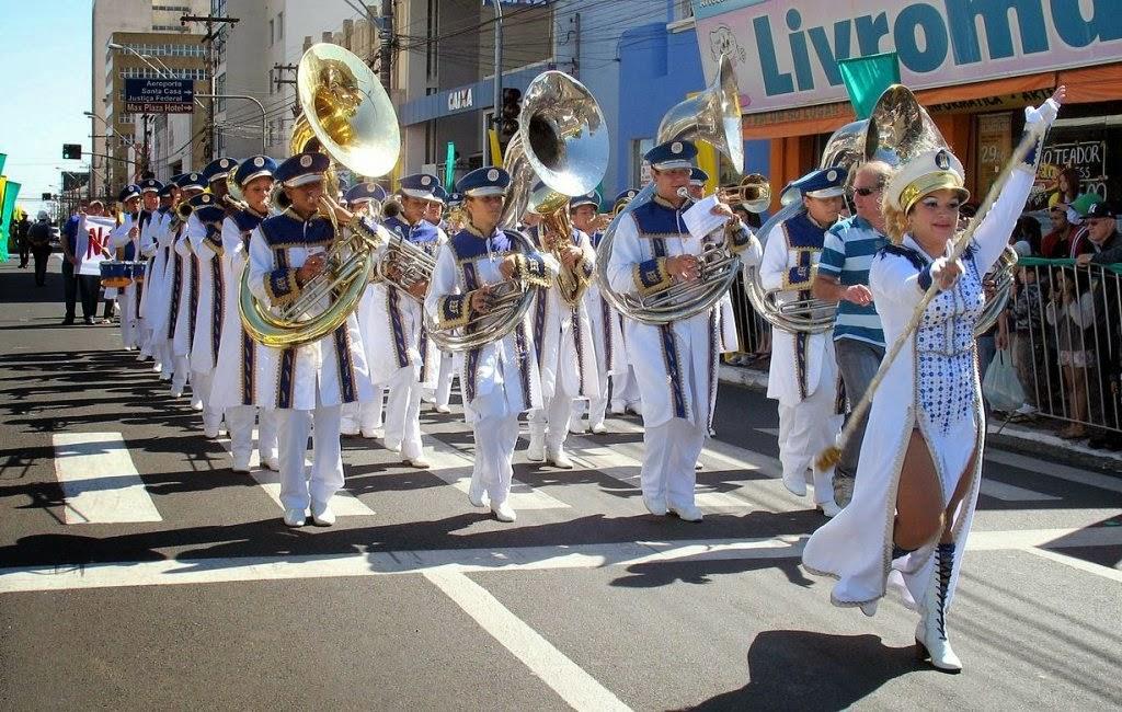 Prefeitura confirma desfile cívico-militar em Marília • Marília ...