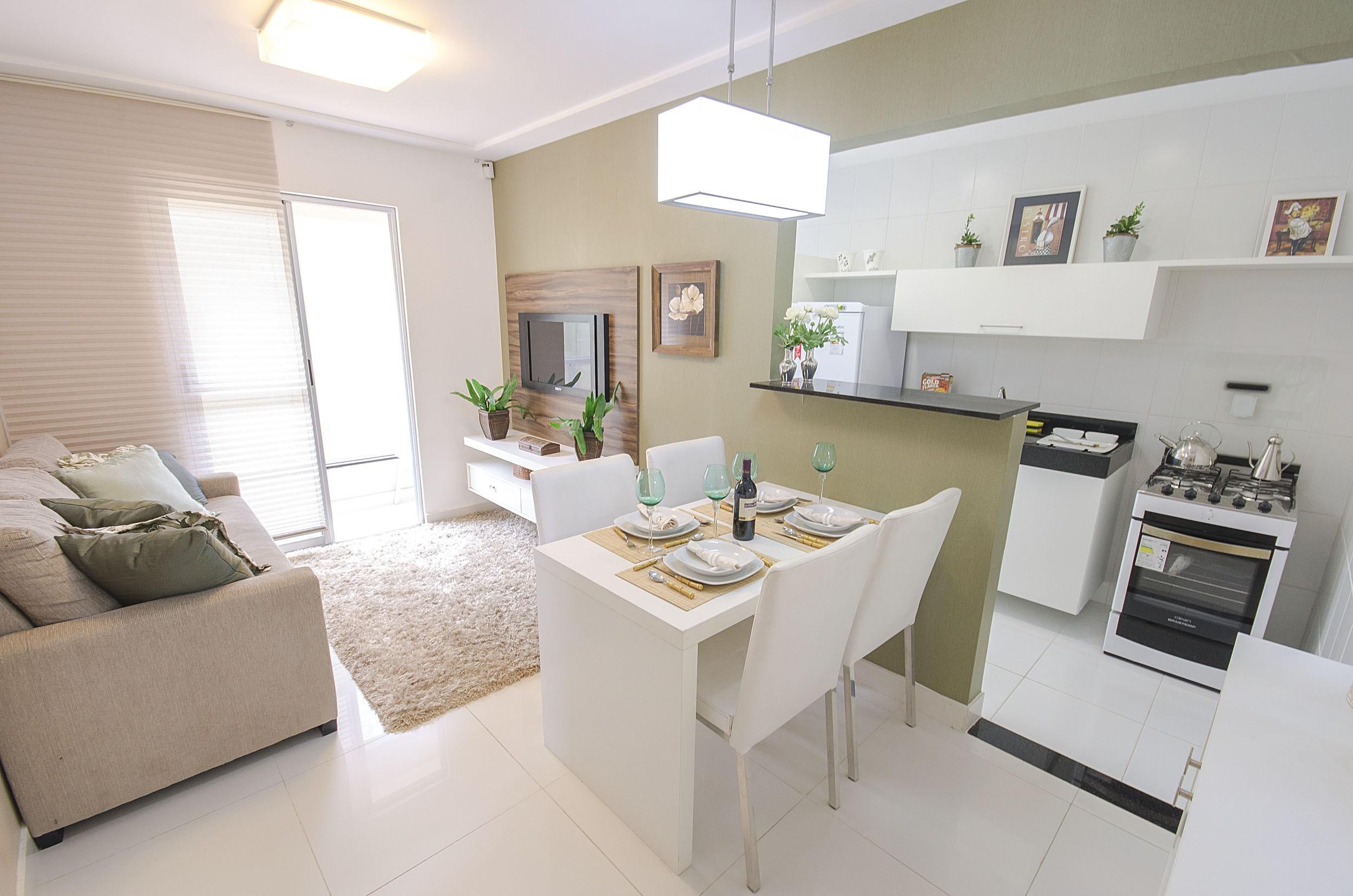 Mrv Decorado Sala Guarulhos Santa Marina Mrv Mrv Apartamento  -> Papel De Parede Sala Mrv