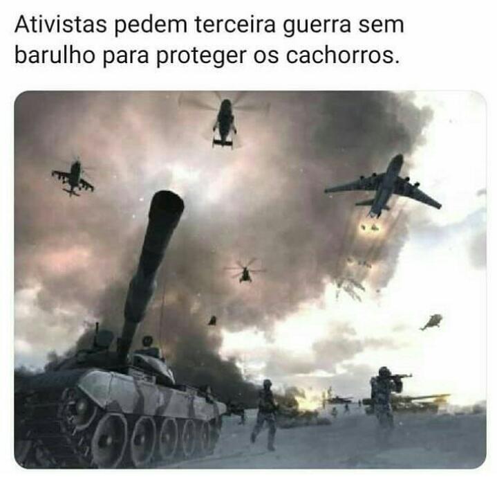 Apesar Do Medo, Brasileiros Fazem Memes Sobre 'terceira