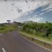 Trecho em alça de acesso na Rodovia do Contorno corre risco de desabar